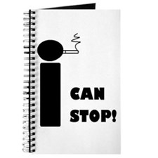 I CAN STOP SMOKING! Journal