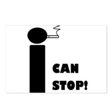 I CAN STOP SMOKING! Postcards (Package of 8)
