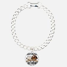 NoPlaceLikeHome copy Bracelet