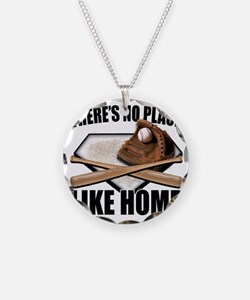 NoPlaceLikeHome copy Necklace