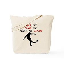 Make Me Scrum Tote Bag