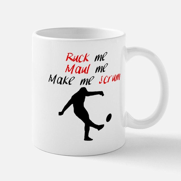 Make Me Scrum Mugs