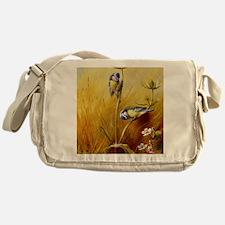 boat_shower_curtain Messenger Bag