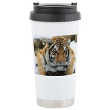 Tiger Watch Travel Mug