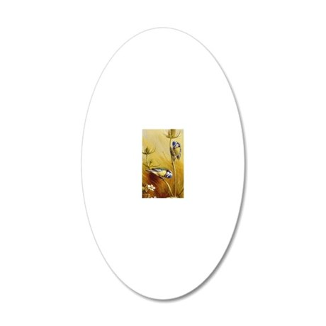 boat_iPhone 4_4S Switch Case 20x12 Oval Wall Decal