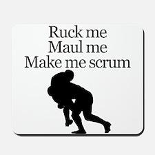Make Me Scrum Mousepad