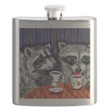 Raccoon Flask Bottles