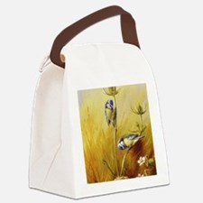 boat_puzzle Canvas Lunch Bag