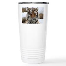 Snow Bunny Travel Coffee Mug