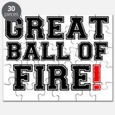GREAT BALL OF FIRE! Puzzle