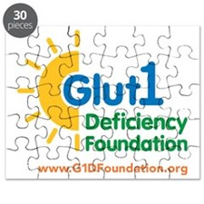 Glut1 Deficiency Foundation Puzzle