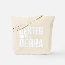 dexterSaw6D Tote Bag