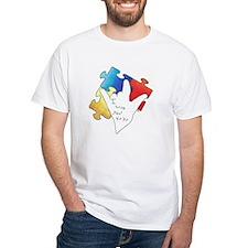 Deaf Autism Logo Shirt