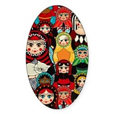 Matryoshka! Decal