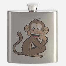 cheeky Monkey Flask