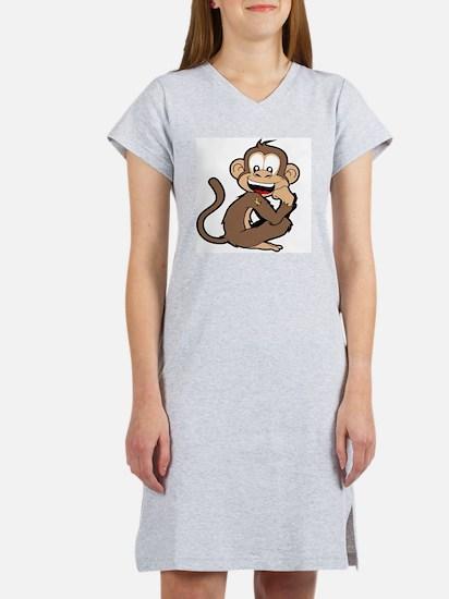 cheeky Monkey Women's Nightshirt