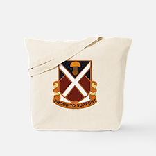 DUI - 10th Brigade,Support Battalion Tote Bag
