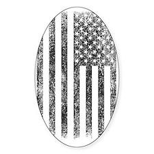 U.S. Black Flag Decal