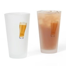 Drink more Beer Drinking Glass