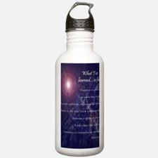 What Ive Learned... So Water Bottle