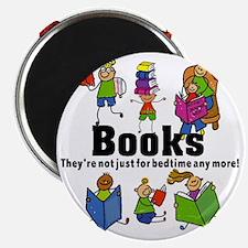 Books Bedtime Magnet