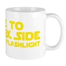 COME TO THE DARK SIDE and bring a flash Mug