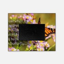Butterfly Proverb Picture Frame