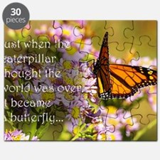 Butterfly Proverb Puzzle