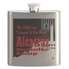 Alcatraz Summer Camp  Flask