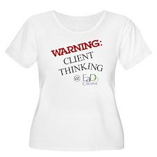 WARNING: CLIE T-Shirt
