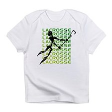 Abstract Lacrosse Infant T-Shirt