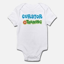 Curator in Training Infant Bodysuit