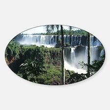 Iguazu falls 2 Decal