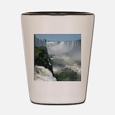 Iguazu falls 3 Shot Glass