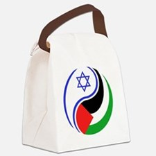 Infinite Peace Canvas Lunch Bag