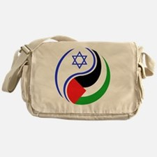 Infinite Peace Messenger Bag