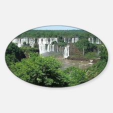 Iguazu falls 4 Decal