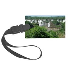 Iguazu falls 4 Luggage Tag