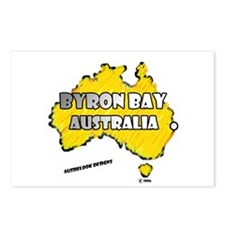 Cool Byron Postcards (Package of 8)