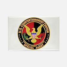 U.S. Counter Terrorist Center Rectangle Magnet (10