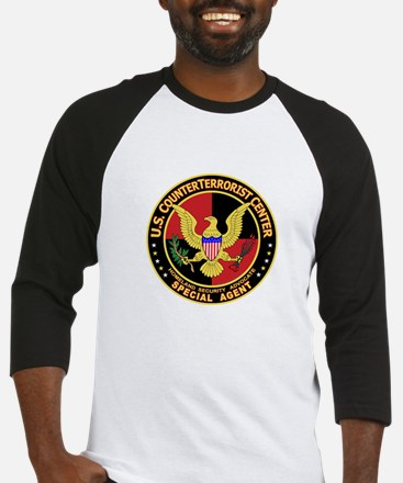 U.S. Counter Terrorist Center Baseball Jersey