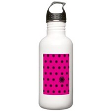 pinkdot_4slider Water Bottle