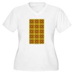 Brown Shield T-Shirt