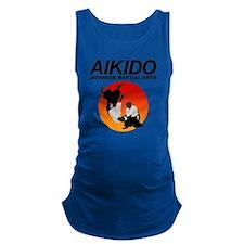 Aikido 3 Maternity Tank Top