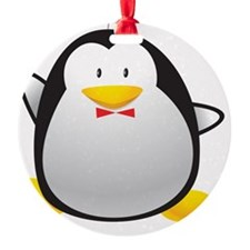 Tuxedo Penguin Ornament