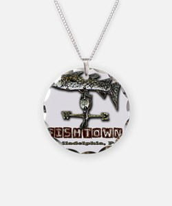 Philadelphia Fishtown Souven Necklace