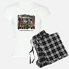 Philadelphia Fishtown Souve pajamas