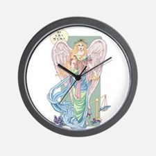 Temperance Tarot Card Wall Clock