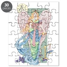Temperance Tarot Card Puzzle