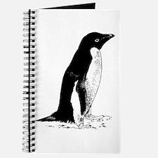 Penguin Sketch Journal
